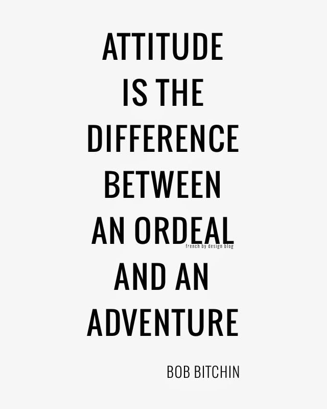 attitude is the difference
